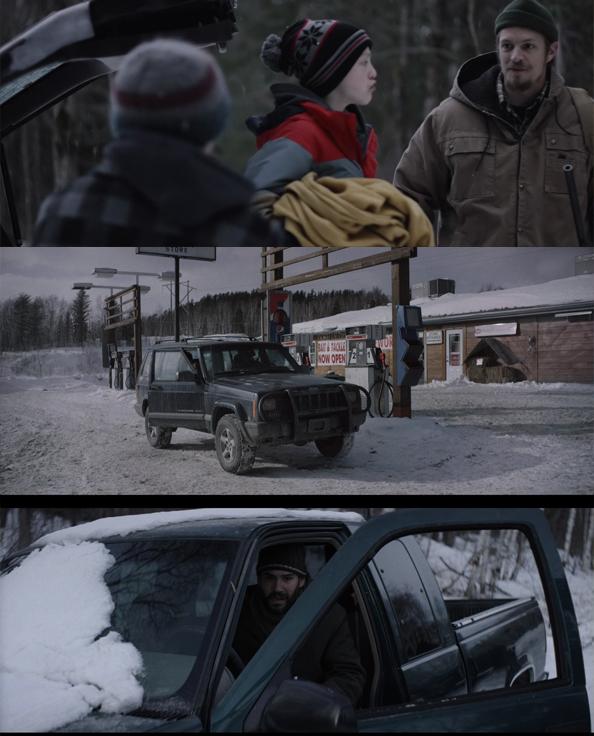 Al filo del invierno [Edge of Winter] (2016) HD 1080p Latino Dual